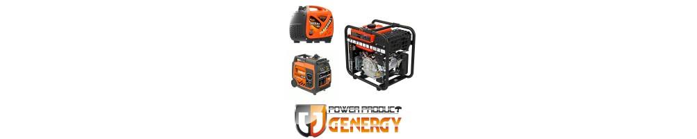 Generadores GENERGY gama INVERTER