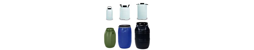 Bidones y depositos de agua agropex for Bidones para agua