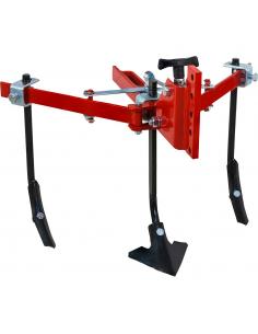 Cultivador 3 brazos regulable VARIO