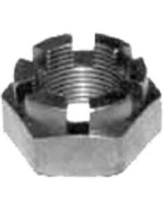 "Tuerca Exg. 27X20mm ,3/4 UNF-16 H"""