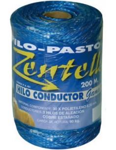 Hilo Conductor Azul 3 Hilos 200 metros