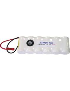 Bateria Recargable 7,2V 1,8A/h