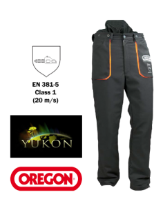 Pantalon anticorte YUKON