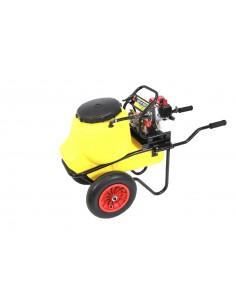 Fumigadora de carretilla 50l. 2 ruedas