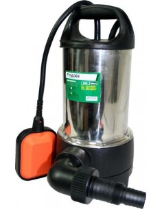 Bomba sumergible inox. 550W 9500 L/h