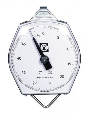 Balanza de reloj hasta 25kg