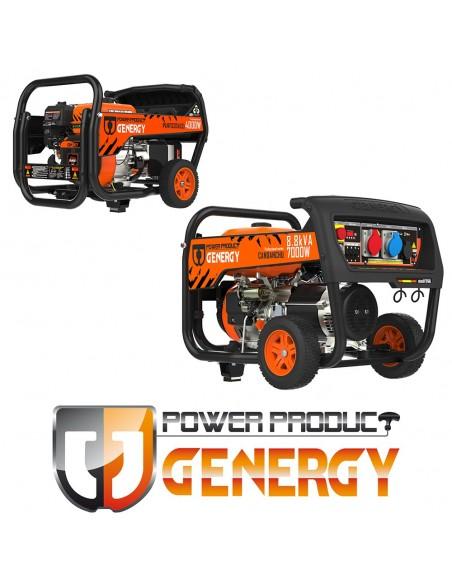 Generadores GENERGY gama LIGERA