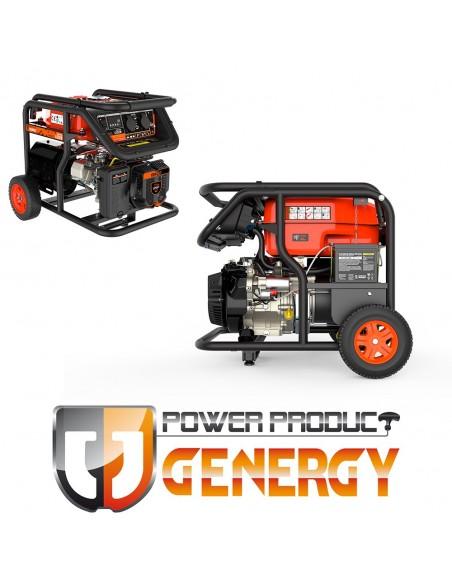 Generadores GENERGY gama GRAN PUBLICO