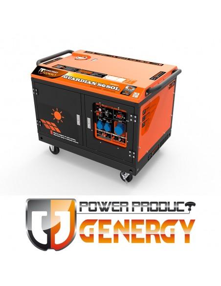 Generadores GENERGY gama SILENT