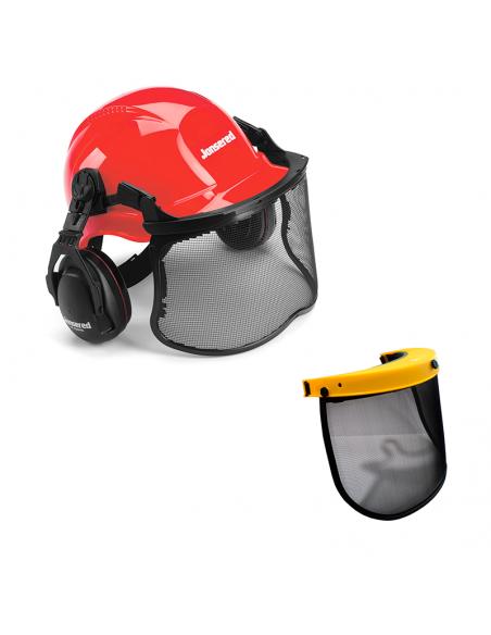 Proteccion cabeza y cara